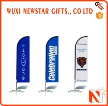 Promotional Company Teardrop Banner Flag For Events