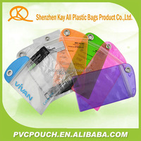 China factory PVC Clear Phone Bag Case for packing phone or date line