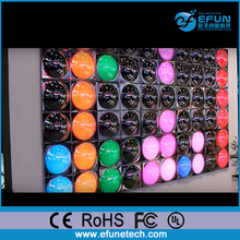 Stage lighting LED bubble wall panel,bar decoration 3d bubble wall,led disco panel