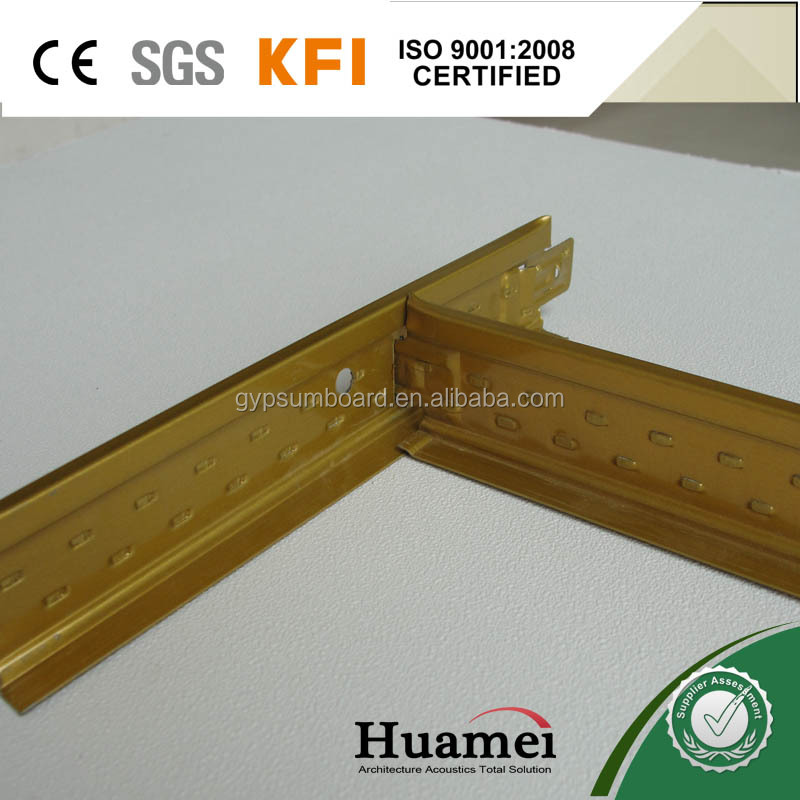 Gypsum Board Metal Accessories for gypsum ceiling home decoration
