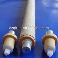 Best selling High quality Pt-Rh Expendable Thermocouple Tips for foundry(TypeS,R,B and WRe)