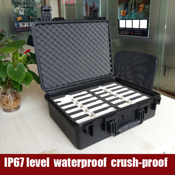 New products for 2016 USA military standard plastic tool box with foam for ammo