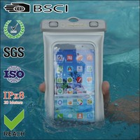 For Samsung phone galaxy note2 I9300 I9200 waterproof bags wholesale