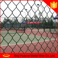 pool fence used chain link plastic fence for sale factory