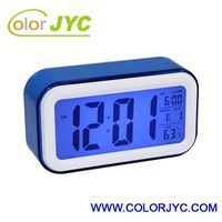 2014 HOT 144 promotion table alarm clock