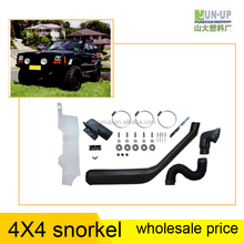 4x4 car snorkel for Jeep Cherokee XJ /Liberty Snorkel(LLDPE)