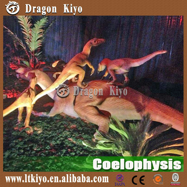 2016 animatronic dinosaur attraction for children