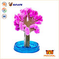 Kids Educational Crystal Growing Toy Magic Paper Sakura
