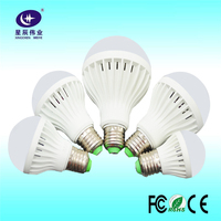 China Shenzhen factory hot sale 3 volt led dusk to dawn sensor light bulbs replacement for home with CE, FCC& RoHs