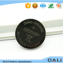Sliver Oxide Lithium Button Battery Watch Battery Cr2032 3.0v