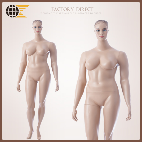 2016 New W 05 plus size female mannequin for sale