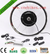 CE approved !lifepo4 electric bike conversion kit 1000w 48v
