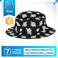 Wholesale Summer Functional Ourdoor Reversible Bucket Hats