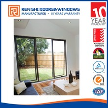 AS2047 standard heat insulation chain winder top hung window