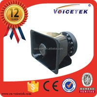 SD-100P Square horn with 100W driver for outdoor use Siren with loud voice
