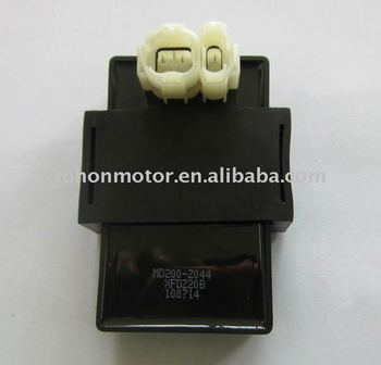 Motorcycle CDI Unit for Honda CG200, high performance parts