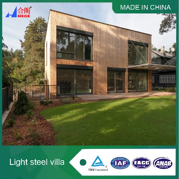 Galvanized Steel Prefab Wooden House Bungalow Buy Prefab