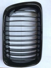 Front Grille for BMW e36 e60 f30 Matte Black grille for BMW e46 e39 e90 M Sport Grille for BMW F20