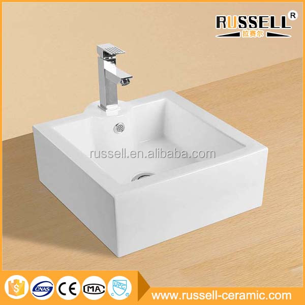 China supply custom art cera hand wash basin price in pakistan