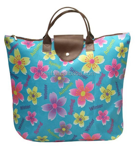 Factory good price plastic coated tote bags