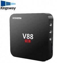 Android TV Box Quad Core blu ray player for tv Internet Streaming HD Media Player Full Loaded KD 16.1