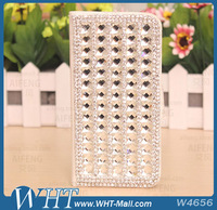 Luxury Fashion Crystal Diamond designer Cell Phone Cases Wholesale For iPhone 4/4s 5/5s