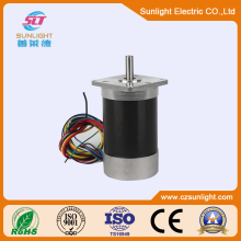 310V dc 24v brushless motor 200w for sale