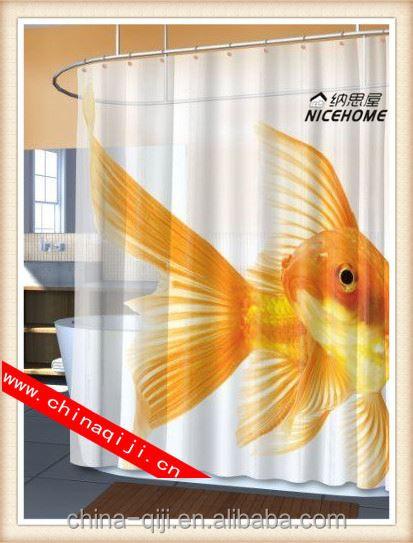 Shower Curtain - Buy 3d Eva Shower Curtain,Extra Long Shower Curtain ...