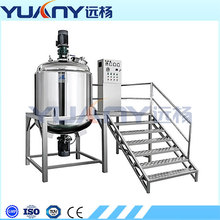 Factory supply Multi-Funtional Hongyang body white lotion lux liquid soap blending machine detergent mixer