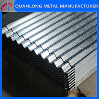 galvanized metal roofing price for sheet metal roofing