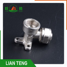 low price list copper elbow with seated copper fitting