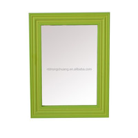 Plastic Colorful Cosmetic Mirror Frames For Gift