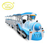 [China Professional Manufacturer ] electric trackless train for sale indoor shopping mall train amusement rides