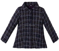 New developed Fashion style girls woolen coat