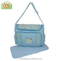 Branded hot design mummy tote bag baby diaper bag