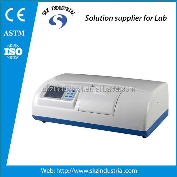Wavelength 589nm output RS232 or USB High Quality automatic polarimeter
