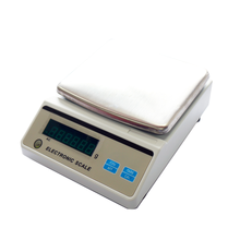 Large Capacity Weighing Machine Food Kitchen Digital Weighing Scale 10 kg