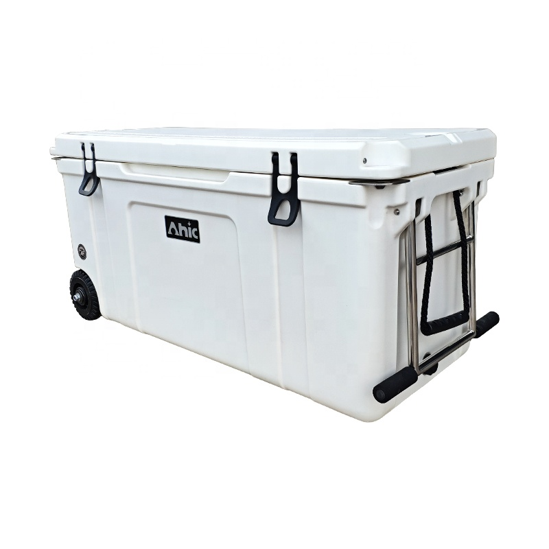 Portable Freezer cool bag with Automatic Locking Handle for <strong>Traveling</strong>