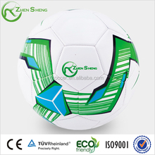 Zhensheng eco-friendly PVC promotion football