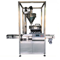 Powder packing machine pepper/Spices/Chilli jar packing machine