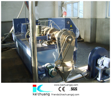 PVC granules recycling machine