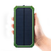 Solar Energy Phone Battery Charger Camping