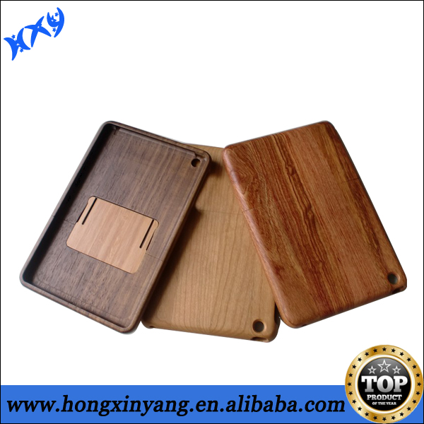 high quality 2014 wooden cover case for ipad2/3/4