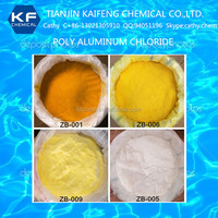 30% Poly Aluminium Chloride (PAC) For Drinking Water Treatment