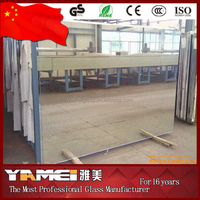 GOOD quality mirror per square meter glass mirror for 3mm,4mm,5mm,6mm,8mm
