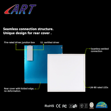 led light flat panel 2*2 40w office buidling/air/bus/train station lighting IP65 Waterproof