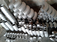 Stainless steel with all kinds of fittings(elbows,reducers,pipes,pipe tees,bends,pipe caps,flanges)