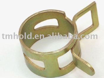 standard spring band hose clamps
