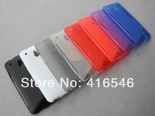 S Line TPU Silicone Gel case for HTC One Mini M4 Back Phone Cover