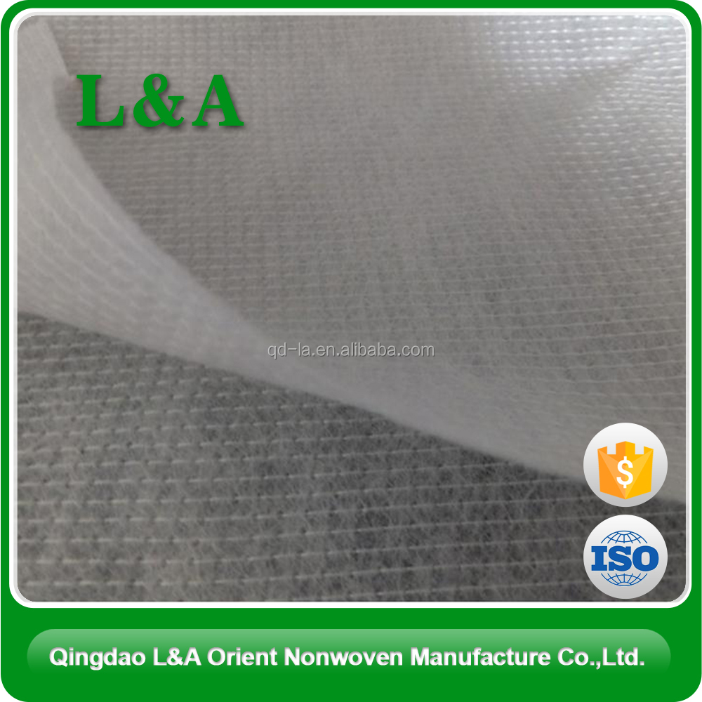 100% Polyester Stitchbond Non-woven Fabric For Many Usage